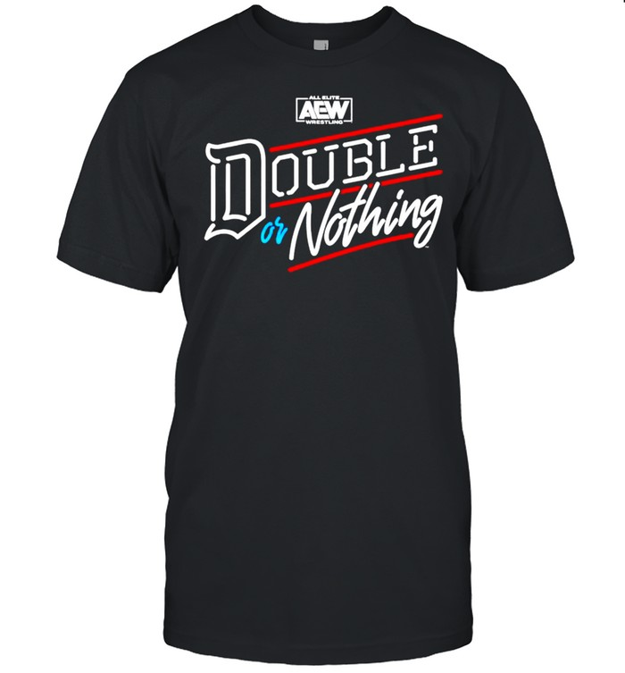 Aew Double Or Nothing Shirt