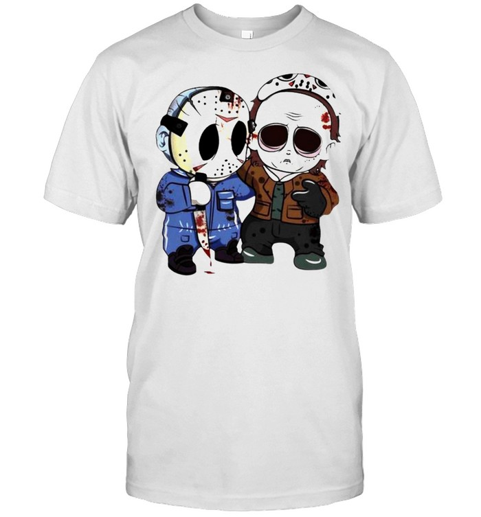 Jason Voorhees And Michael Myers Friends Shirt