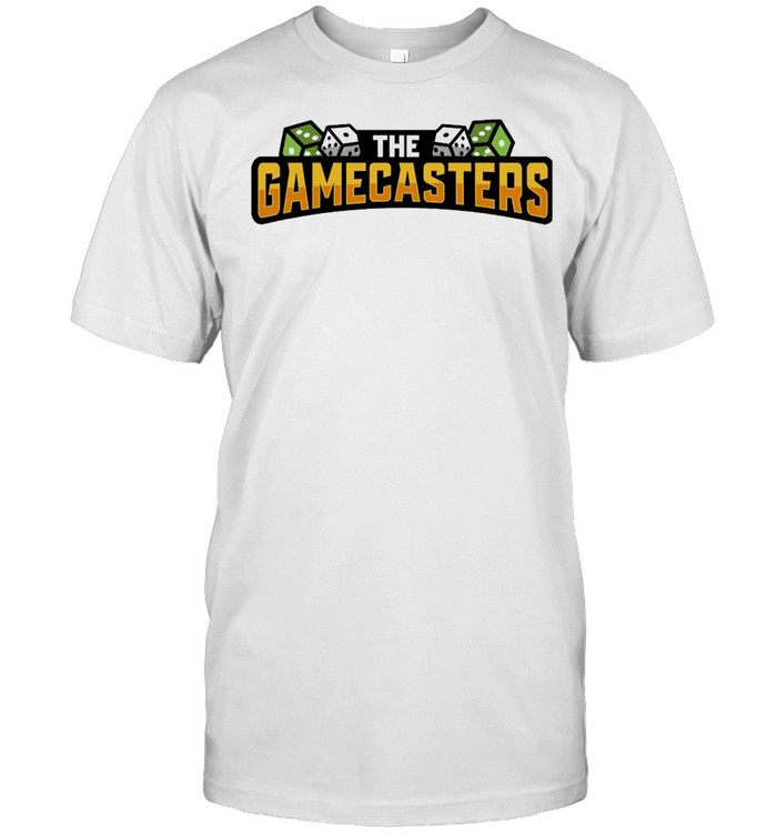 The Gamecasters Shirt