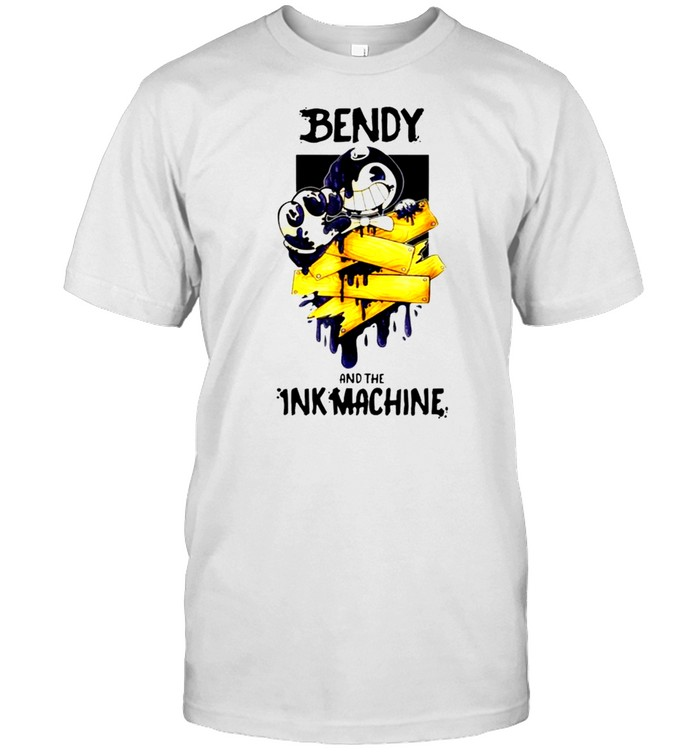 Bendy And The Ink Machine Shirt