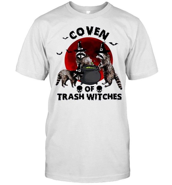 Coven Of Trash Witches Shirt