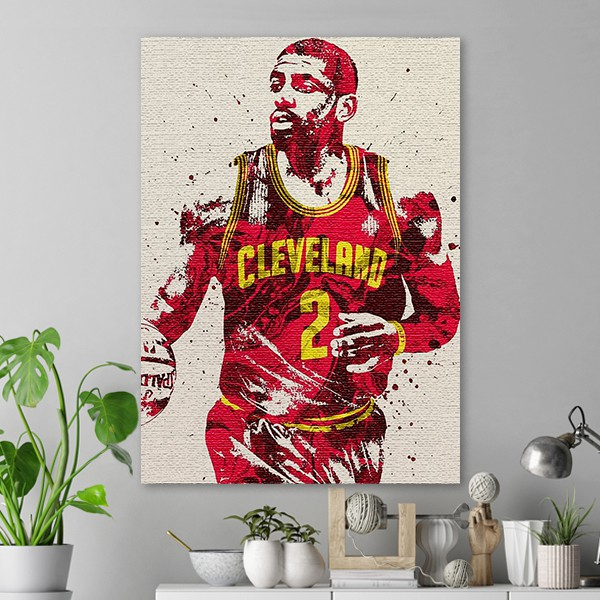 Kyrie Irving Cleveland Poster